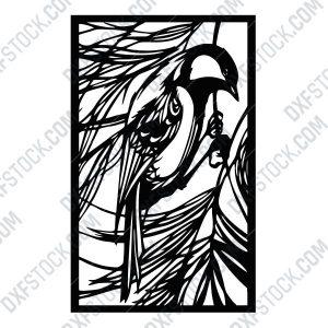 dxfstockcom-cnc-best-design-bird-2