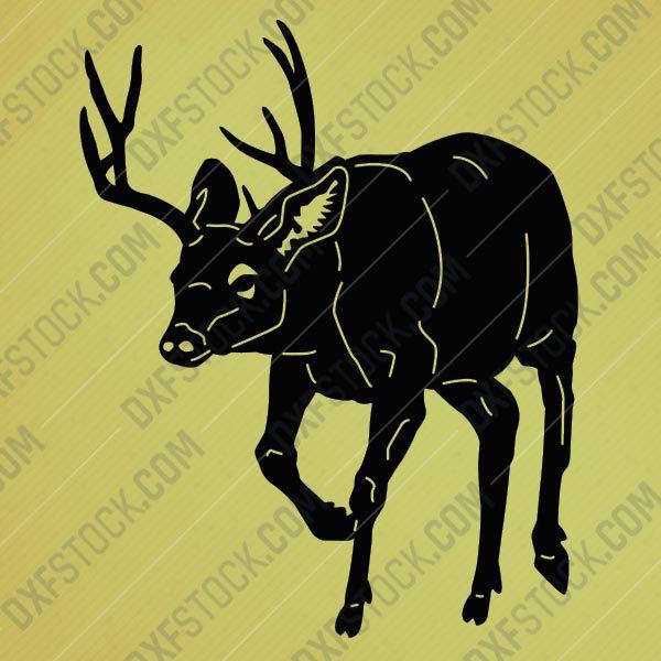 dxfstockcom-cnc-deer-free--design-3-2