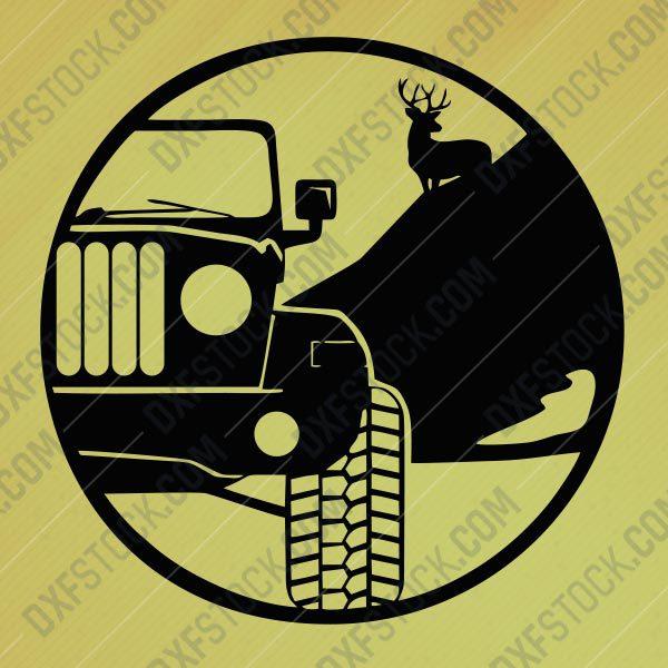 dxfstockcom-cnc-jeep-whitetail-126-1
