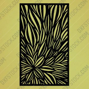 dxfstockcom-cnc-leaves-pattern-109-1
