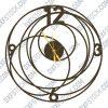 Big Bang Wall Clock Design file - DXF SVG EPS AI CDR